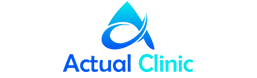 actual clinic logosu